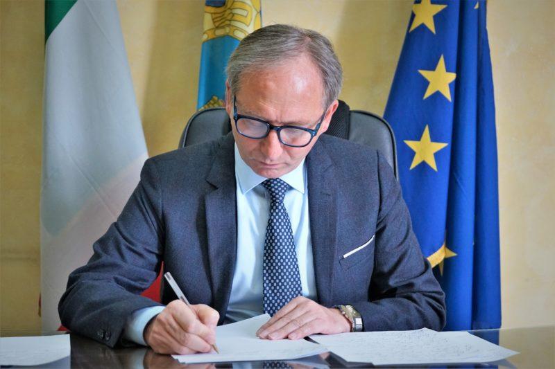 Il sindaco Andrea Pirozzi scaled SANTA MARIA A VICO, COVID: IL SINDACO ANDREA PIROZZI PRONTO A NUOVE MISURE PIÙ RESTRITTIVE