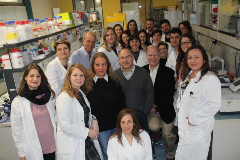 Laboratorio di Neurofarmacologia dellI.R.C.C.S. Neuromed scaled SCHIZOFRENIA, RICERCATORI NEUROMED SCOPRONO MOLECOLA DI POTENZIALE INTERESSE NELLA PATOFISIOLOGIA DELLA MALATTIA