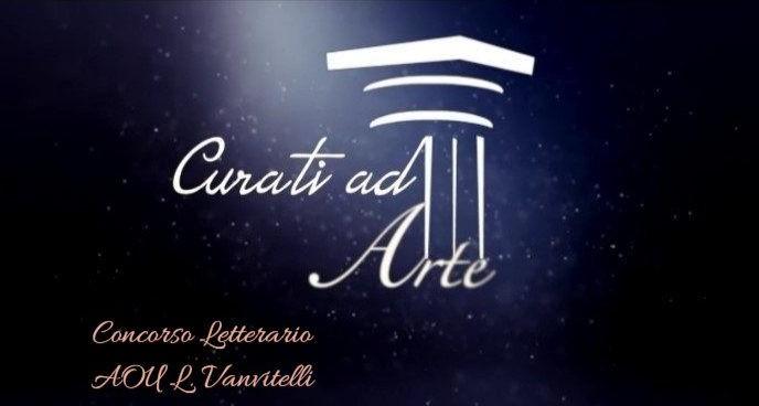 """Logo CURATI ad ARTE POLICLINICO VANVITELLI. CONCORSO """"CURATI AD ARTE"""": ECCO LA GIURIA"""