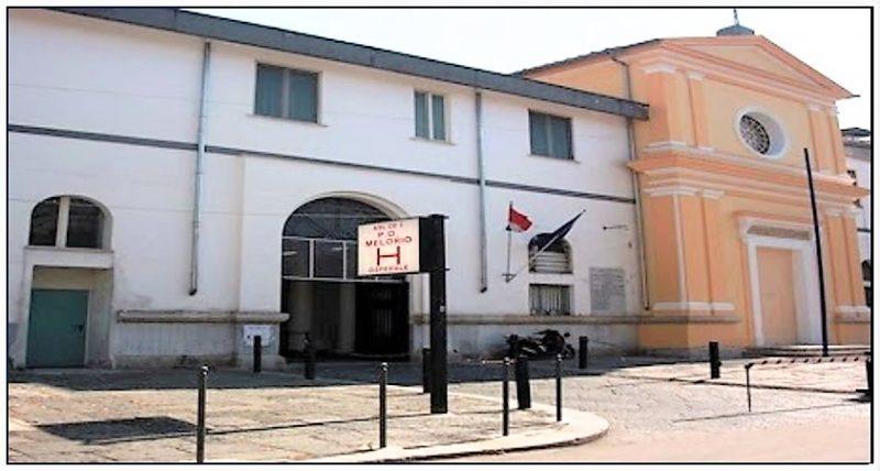 centro covid maddaloni scaled ASL, LAVORI IN URGENZA E GARE FANTASMA