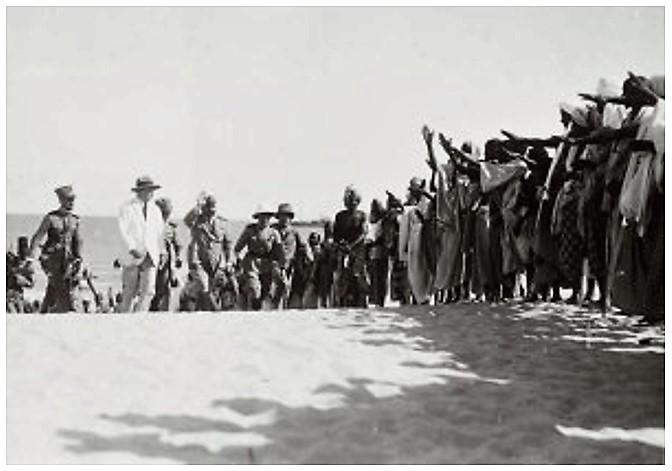 fascismo somalia 2 IL FASCISMO E LA FINE DELLO SCHIAVISMO IN SOMALIA