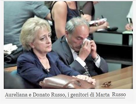 genitori marta russo OMICIDIO MARTA RUSSO (II parte): ANALISI DI ALCUNE DICHIARAZIONI DI SALVATORE FERRARO E GIOVANNISCATTONE