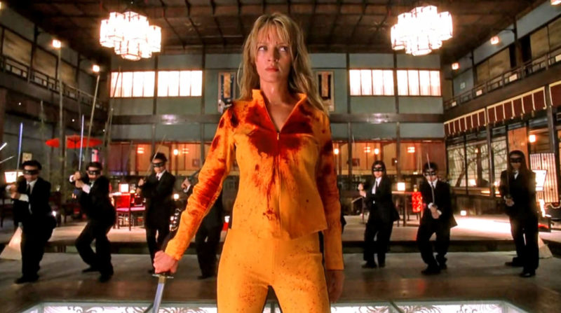"kill bill volume 1 uma thurman film scaled ""KILL BILL: VOLUME 1"": IL DOPPIO UNICUM DELLA CINEMATOGRAFIA DI TARANTINO"