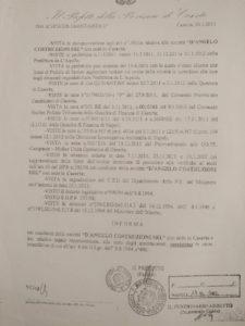 lettera prefettura interdittiva antimafia dangelo costruzioni 225x300 118 A RISCHIO, CAIAZZO BENE COMUNE: SINDACO GIAQUINTO LO SAPEVA DA GENNAIO