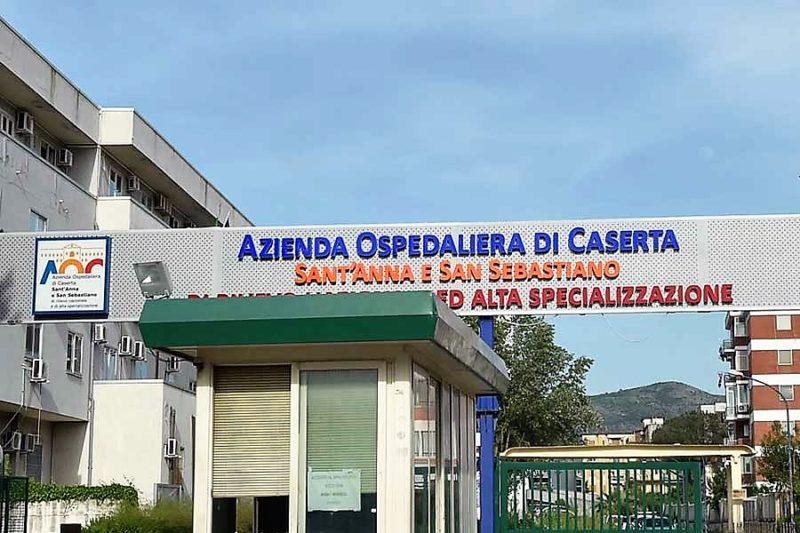 ospedale caserta OK 1 scaled FOTONOTIZIA OSPEDALE, CLUSTER DI CONTAGI IN NEUROLOGIA