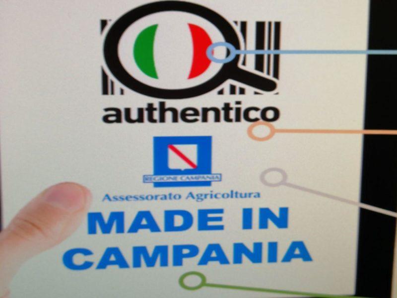 Authentico Made in Campania Nicola Caputo 2 scaled CAMPANIA, PARTE AUTHENTICO MADE IN CAMPANIA, L'APP PER RICONOSCERE I VERI PRODOTTI ENOGASTRONOMICI DELLA REGIONE