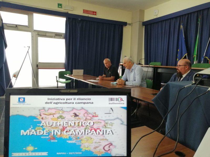 Authentico Made in Campania Nicola Caputo 3 scaled CAMPANIA, PARTE AUTHENTICO MADE IN CAMPANIA, L'APP PER RICONOSCERE I VERI PRODOTTI ENOGASTRONOMICI DELLA REGIONE
