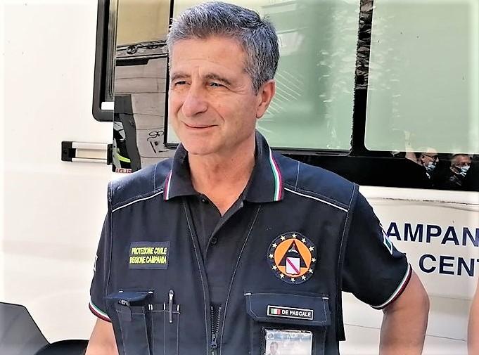 """Generale De Pascale Protezione Civile ALLARME INCENDI SUL VESUVIO, IL GENERALE DE PASCALE: """"FERMIAMO SUBITO I CRIMINALI AMBIENTALI"""""""