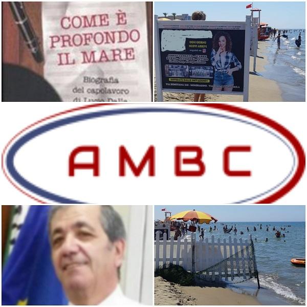 Logo AMBC MONDRAGONE POTREBBE ARRIVARE A SMENTIRE LUCIO DALLA
