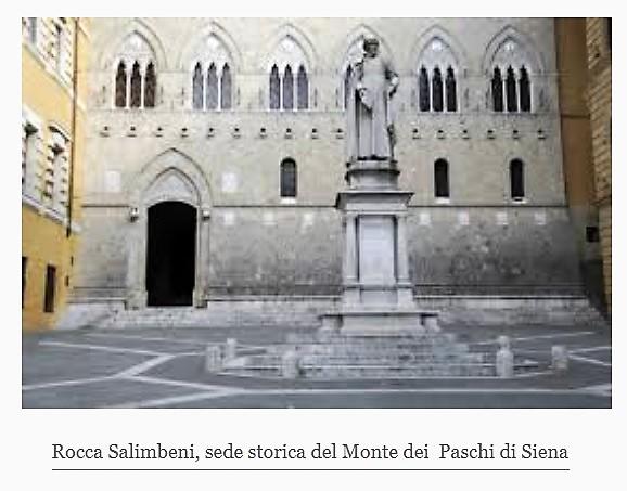 MONTE PASCHI SIENA SUICIDIO DI DAVID ROSSI (seconda parte)