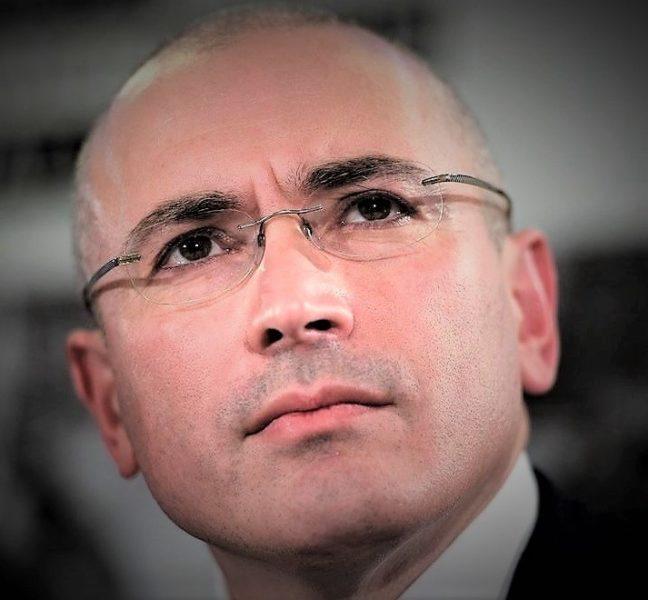 Michail Borisovič Chodorkovskij E IL TRAMONTO DI PUTIN?