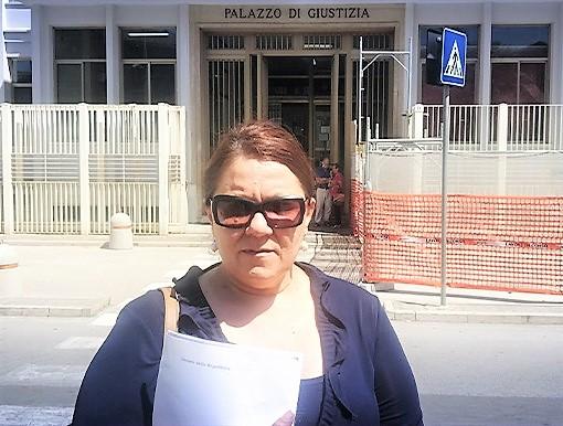 Vilma Moronese M5S esposto in Procura biodigestore Caserta CASERTA, BIODIGESTORE: MORONESE (M5S) PRESENTA UN ESPOSTO IN PROCURA