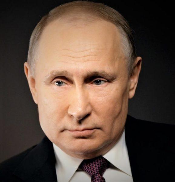 Vladimir Putin scaled E IL TRAMONTO DI PUTIN?