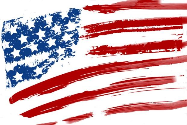 bandiera americana LA PALINDROMÌA DELLA STORIA NEGLI STATI UNITI
