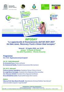 evento riardo 209x300 RIARDO, EVENTO SULLE OPPORTUNITÀ DI FINANZIAMENTO UE 2021 2027