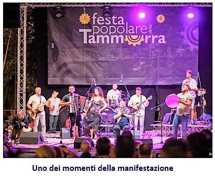 gruppo tammorra IL GRUPPO FESTA DELLA TAMMORRA VINCE IL PRIMO PREMIO ITALIVE 2019