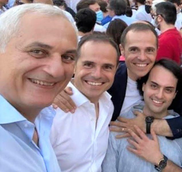 pietro smarrazzo CASERTA, SMARRAZZO: CON IL MIO GRUPPO ADERIAMO A ITALIA VIVA