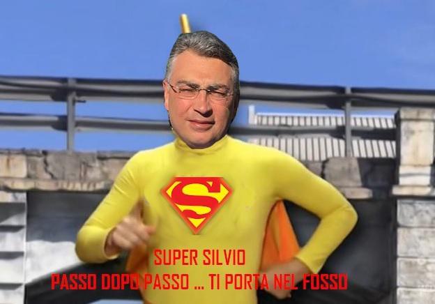 supersilvio VOLANO GLI STRACCI TRA L'EX SINDACO DEL PD E I CONSIGLIERI DI OLIVIERO