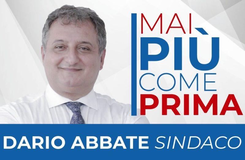 %name MARCIANISE, DARIO ABBATE PRESENTA ONLINE LA SUA CANDIDATURA ALLA CARICA DI SINDACO