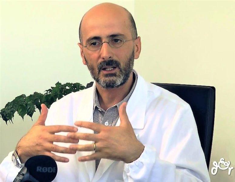 Diego Centonze scaled CORONAVIRUS: OSSERVATA PER LA PRIMA VOLTA UNA RARA COMPLICANZA NEUROLOGICA