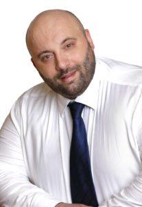 Giuseppe Tamburro 207x300 ELEZIONI REGIONALI, TAMBURRO SI CANDIDA CON FI, PRESENTAZIONE A VILLA VITRONE