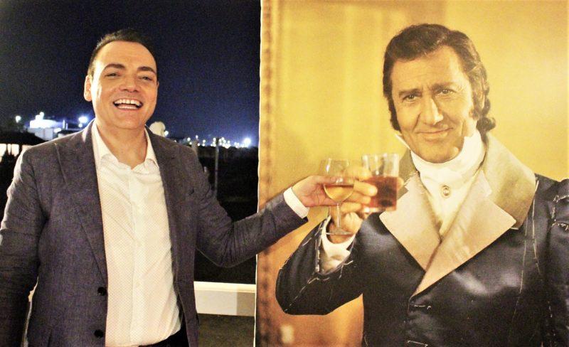 Igor Righetti scaled PARATA DI STELLE PER LA XXIV EDIZIONE DEL PREMIO INTERNAZIONALE APOXIOMENO