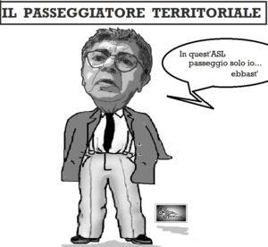 PASSEGGIATORE TERRITORIALE 300x276 LE VIGNETTE DI SILVANA