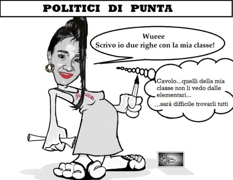 POLITICI DI PUNTA scaled L'INSOSTENIBILE INCONSISTENZA DELLA CLASSE…POLITICA
