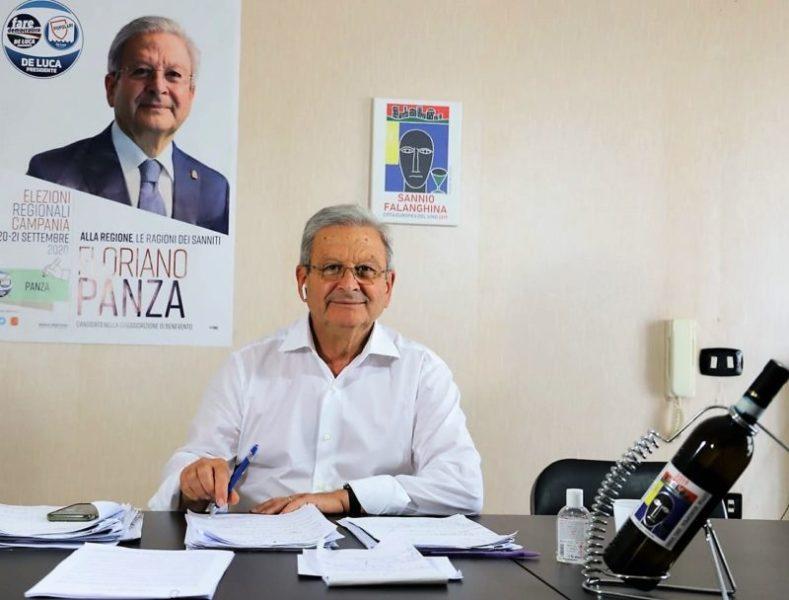 """%name FLORIANO PANZA(FARE DEMOCRATICO POPOLARI): """"SANNIO ULTIMO PER LA COPERTURA IN FIBRA OTTICA"""""""