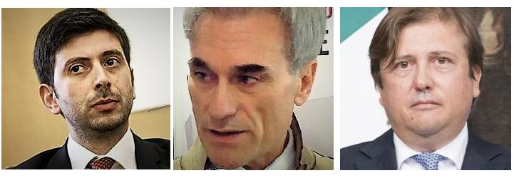 SPERANZA DE PALMA SILERI SANITÀ, DE PALMA (NURSING UP) AI MINISTRI SPERANZA E SILERI: BASTA SCHIAFFI DA QUESTA POLITICA