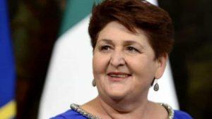 Teresa Bellanova Ministra per le politiche agricole alimentari e forestali ed esponente di Italia Viva 300x169 MINISTRO BELLANOVA A CASERTA, TUTTI GLI APPUNTAMENTI