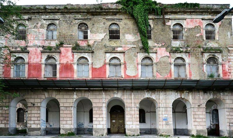 """ex Ospedale Psichiatrico Santa Maria Maddalena scaled EX MADDALENA, DE CRISTOFARO: """"PEZZO DI STORIA FONDAMENTALE PER IL FUTURO DELLA PROVINCIA DI CASERTA"""