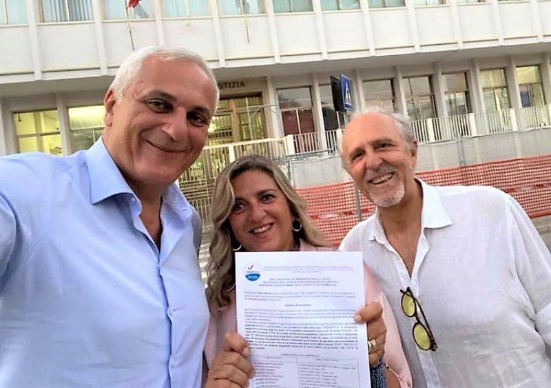 italia viva caserta depositata la lista scaled ITALIA VIVA CASERTA DEPOSITA LA LISTA PER LE REGIONALI: UNA DONNA COME CAPOLISTA