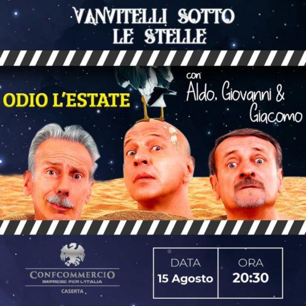 locanda film scaled 'VANVITELLI SOTTO LE STELLE', SI RIDE CON ALDO GIOVANNI E GIACOMO