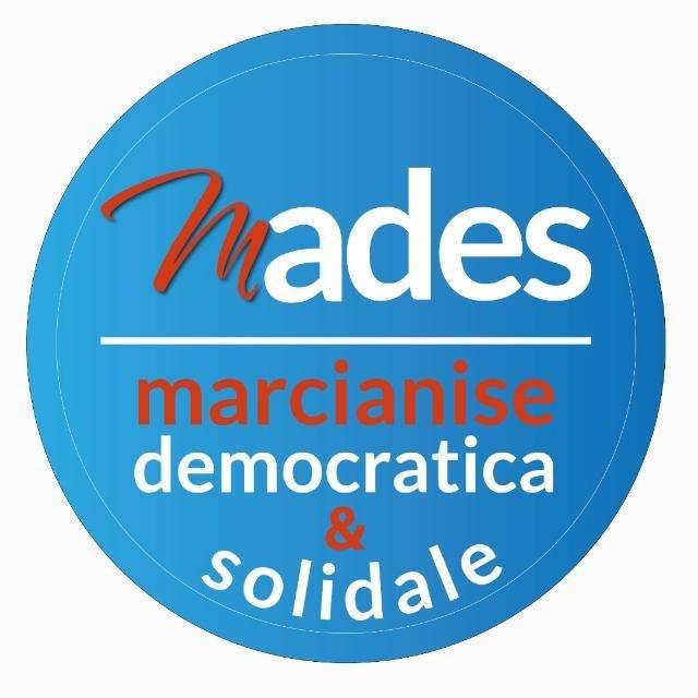 logo mades AMMINISTRATIVE MARCIANISE: GAETANO MARCHESIELLO UFFICIALIZZA LA CANDIDATURA