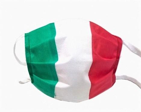 mascherina multiuso italia IO HO PAURA DI USCIRE DI CASA… DAVVERO