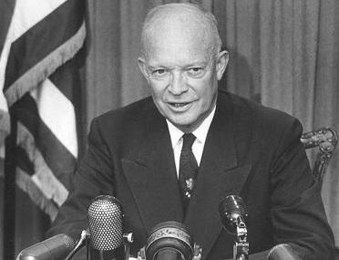 presidente Eisenhower KENNEDY E LASSENZA DI GRAVITÀ DI UN MITO