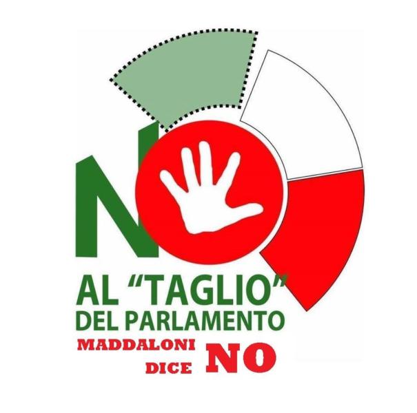 referendum comitato no MADDALONI DICE 'NO' AL TAGLIO DEL PARLAMENTO