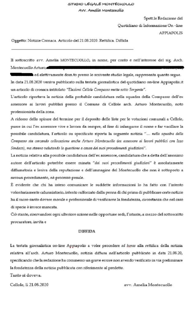 richiesta rettifica MONTECUOLLO 636x1024 ELEZIONI CELLOLE, RICHIESTA DI RETTIFICA