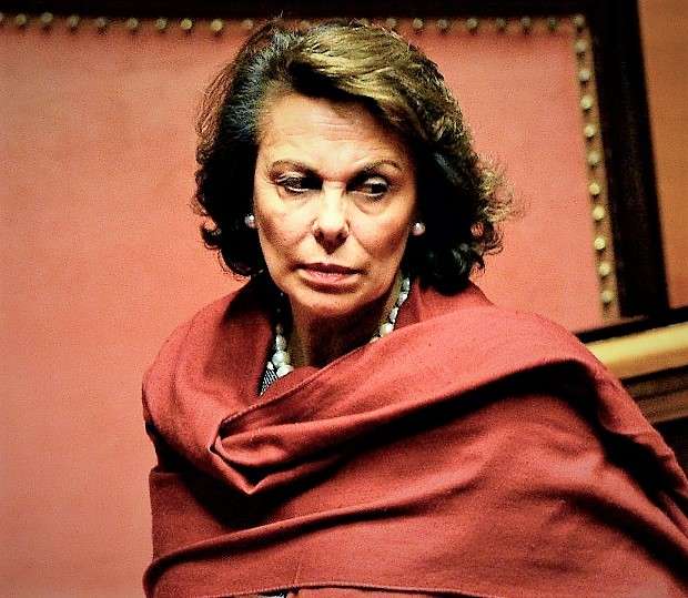 sandra lonardo VACCINI, CATEGORIE FRAGILI: LONARDO INTERROGA DRAGHI E SPERANZA