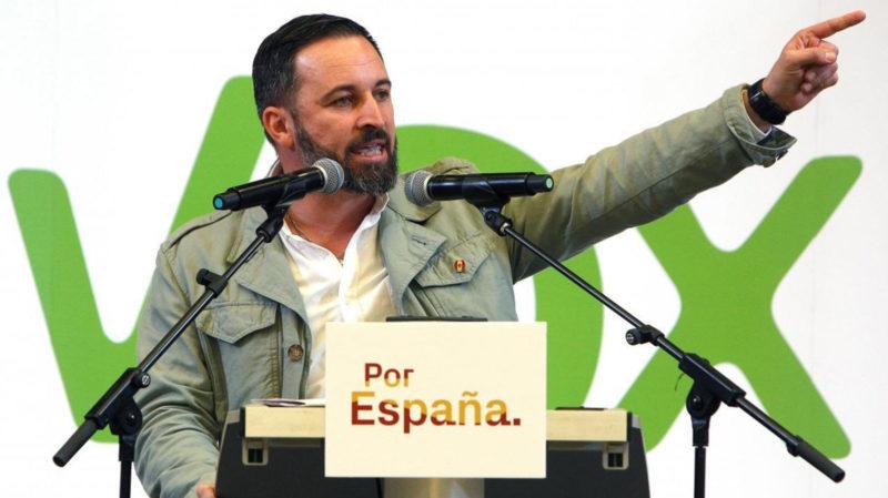 vox scaled SPAGNA: VOX È UN VIRUS PANDEMICO?