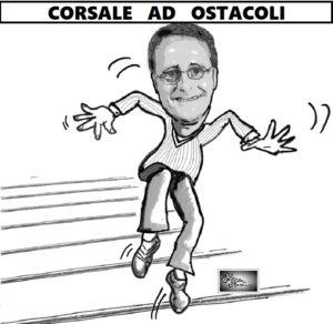 CORSALE AD OSTACOLI 300x292 LE VIGNETTE DI SILVANA