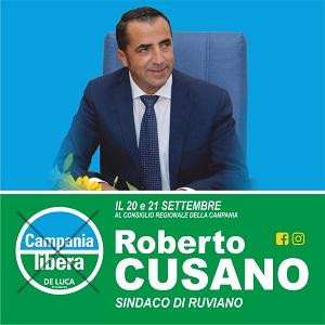 """Cusano 300x300 1 ROBERTO CUSANO: """"NON MI SENTO COLPITO, FA TUTTO PARTE DEL GIOCO"""""""