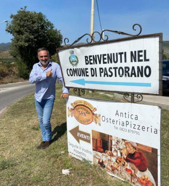 DE ROSA PASTORANO DAMIANO DE ROSA (FdI) IN TOUR ELETTORALE