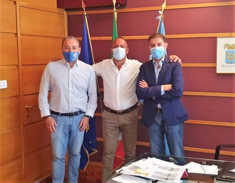 FI scaled FORZA ITALIA, GAETANO MUSTO COMMISSARIO CITTADINO A VILLA LITERNO