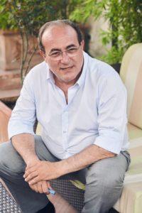 Filippo Fecondo 2 200x300 FECONDO: TREDICI ITINERARI PER RILANCIARE IL TURISMO CAMPANO