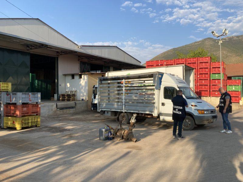IMG 2855 scaled CAPORALATO: SEQUESTRO PREVENTIVO DA 3 MILIONE DI EURO PER DUE IMPRENDITORI AGRICOLI