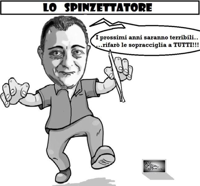 LO SPINZETTATORE scaled CASAGIOVE, IL SINDACO VOZZA, L'AVVERSARIO E …LA STORIA