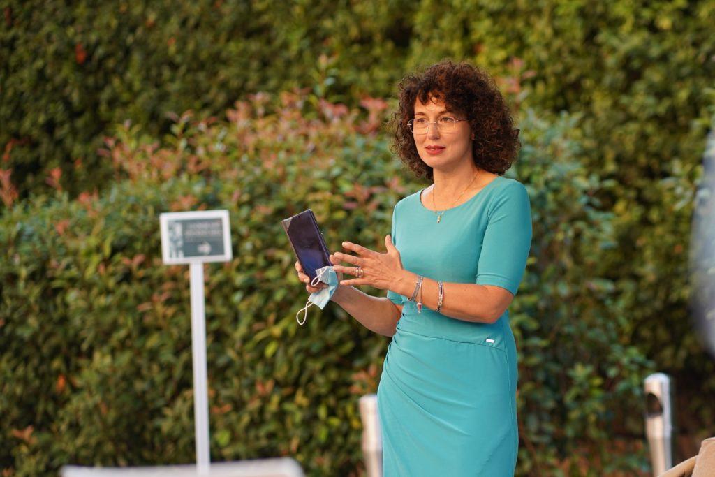 """Lucia Esposito Caserta 01 2020 1024x683 LUCIA ESPOSITO: """"LA REGIONE RESTI A DE LUCA, IL PD TORNI AI MILITANTI"""""""