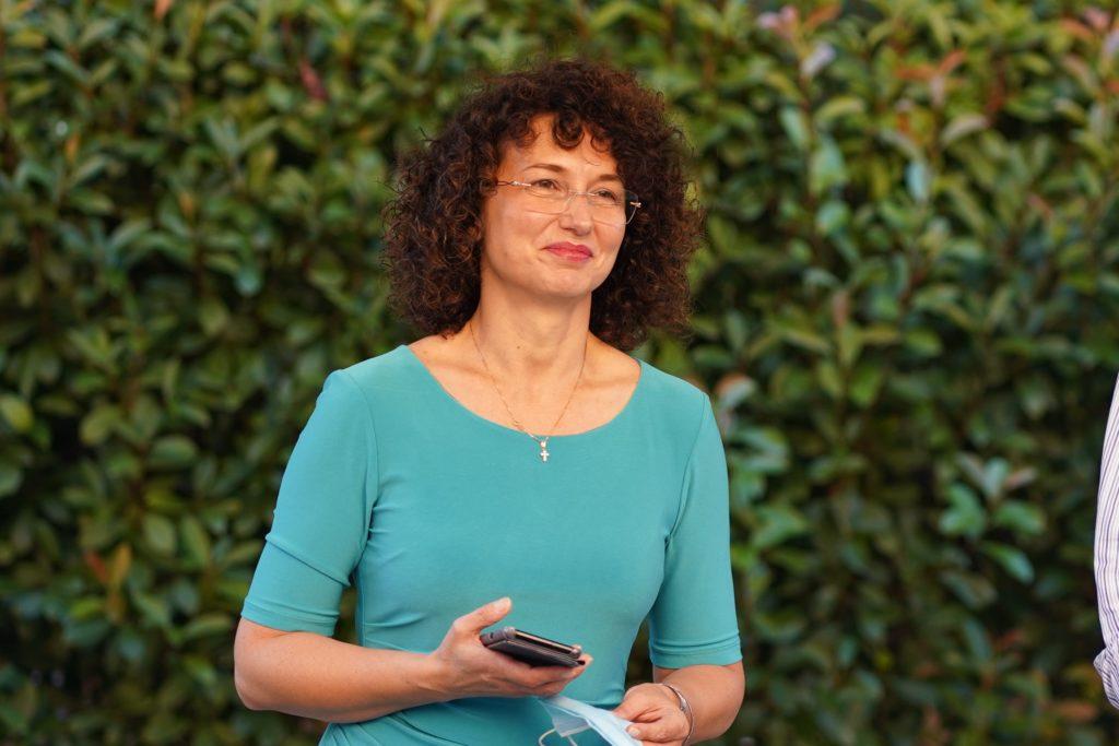 """Lucia Esposito Caserta 03 2020 1024x683 LUCIA ESPOSITO: """"LA REGIONE RESTI A DE LUCA, IL PD TORNI AI MILITANTI"""""""